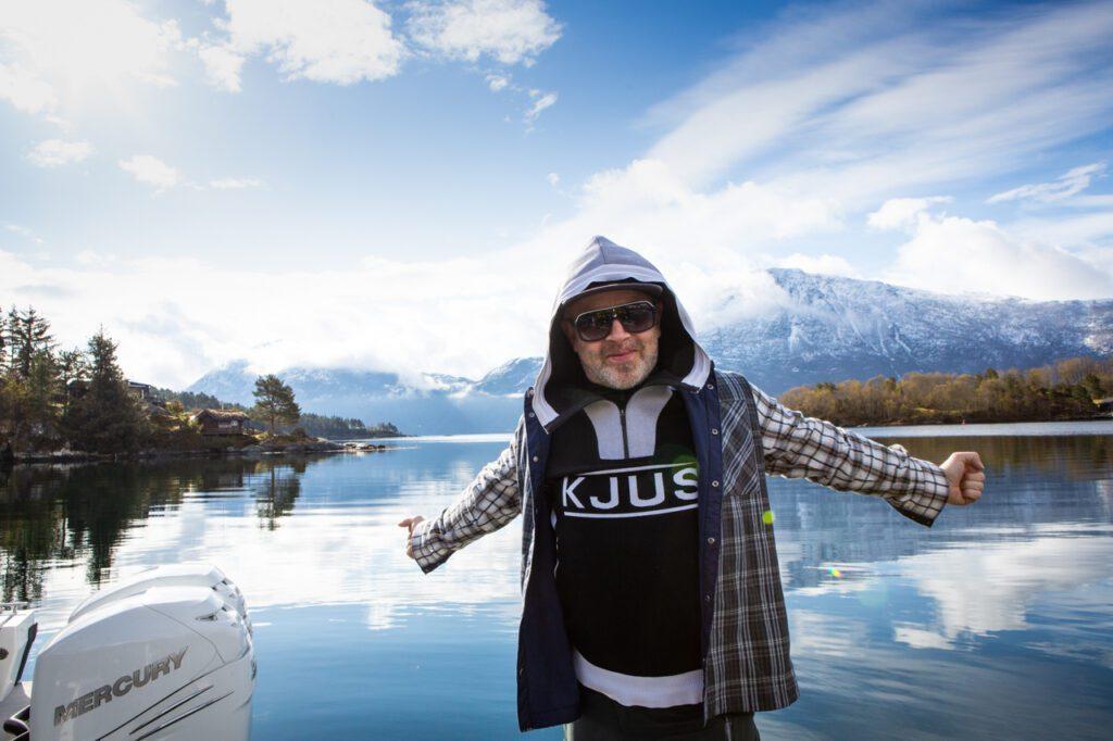 Tom i LK Norge er fornøyd med samarbeidet med Guru Utvikling AS
